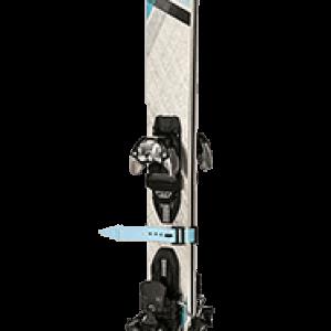 Ski Straps on Stockli Skis